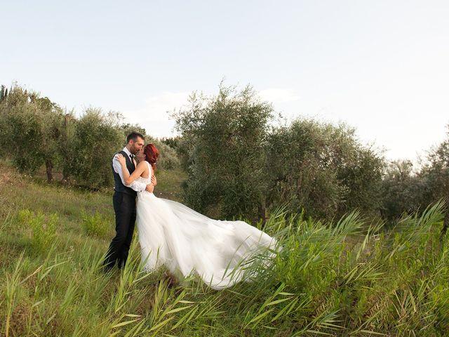 Il matrimonio di Andrea e Delia a Ponsacco, Pisa 53