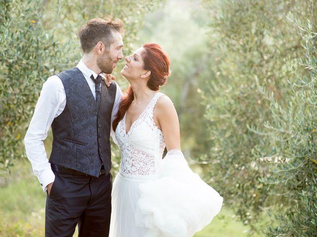 Il matrimonio di Andrea e Delia a Ponsacco, Pisa 55