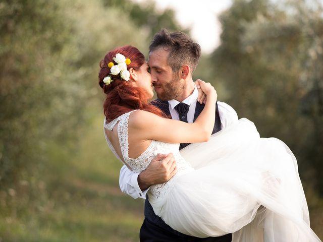 Il matrimonio di Andrea e Delia a Ponsacco, Pisa 58