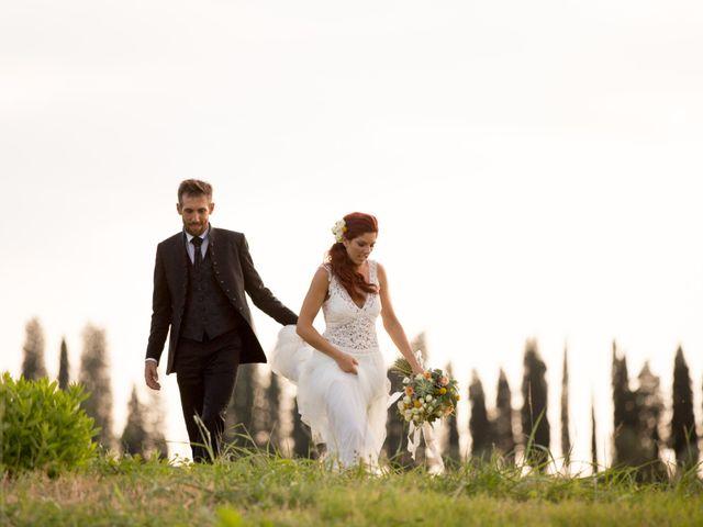 Il matrimonio di Andrea e Delia a Ponsacco, Pisa 60