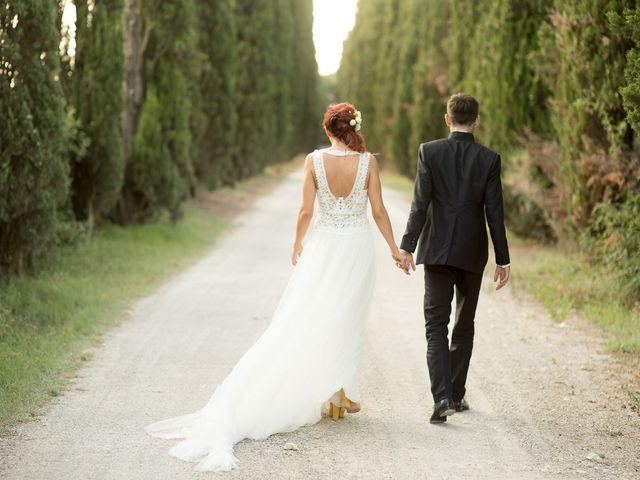 Il matrimonio di Andrea e Delia a Ponsacco, Pisa 61