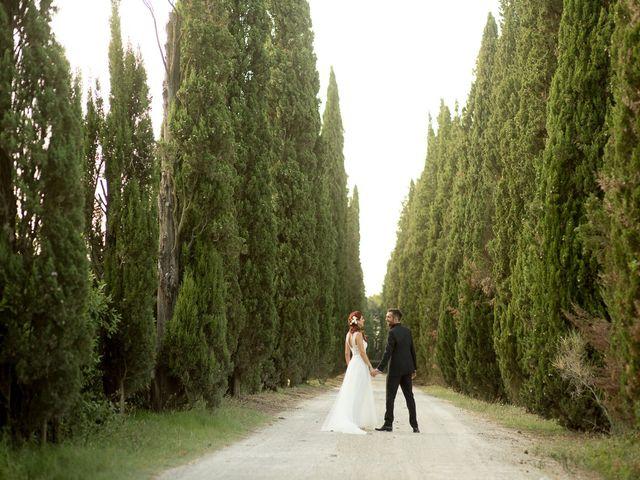 Il matrimonio di Andrea e Delia a Ponsacco, Pisa 62