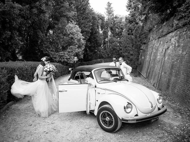 Il matrimonio di Andrea e Delia a Ponsacco, Pisa 67