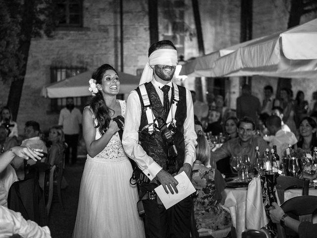 Il matrimonio di Andrea e Delia a Ponsacco, Pisa 73
