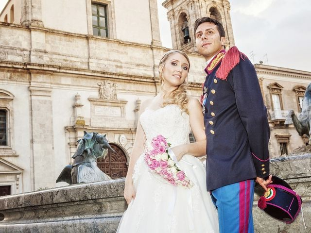Le nozze di Desirée e Danilo