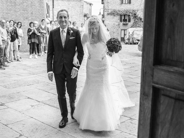 Il matrimonio di Alessandro e Melissa a Magliano in Toscana, Grosseto 3
