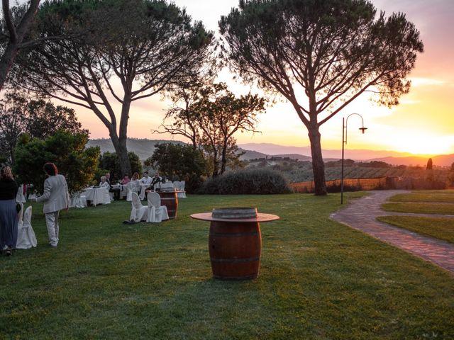 Il matrimonio di Alessandro e Melissa a Magliano in Toscana, Grosseto 6