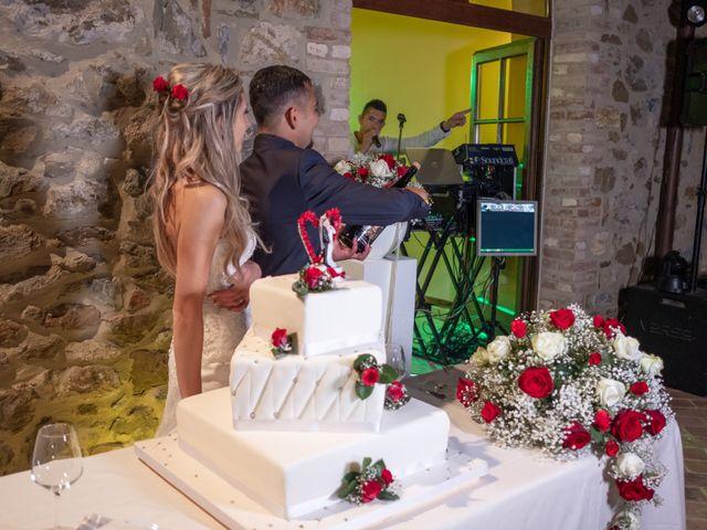 Il matrimonio di Alessandro e Melissa a Magliano in Toscana, Grosseto 10