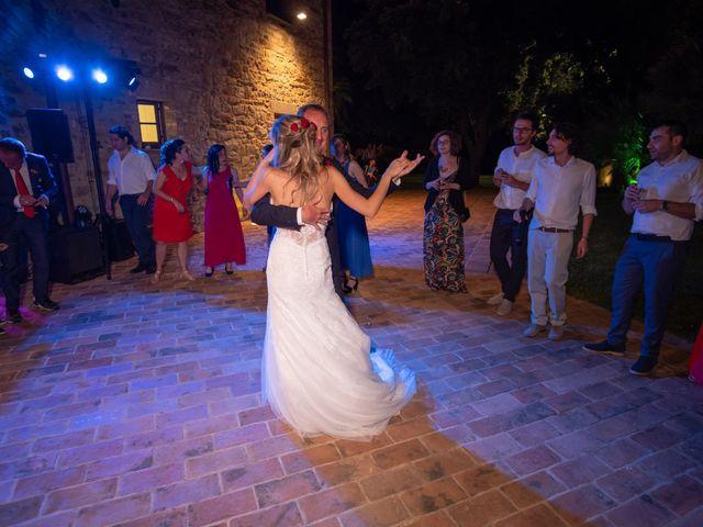 Il matrimonio di Alessandro e Melissa a Magliano in Toscana, Grosseto 13