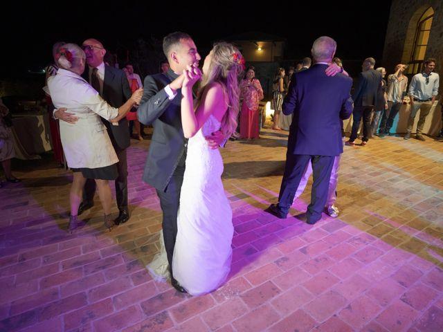 Il matrimonio di Alessandro e Melissa a Magliano in Toscana, Grosseto 14