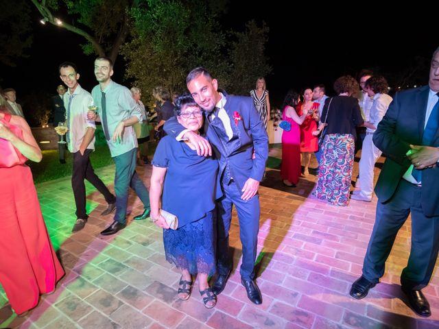 Il matrimonio di Alessandro e Melissa a Magliano in Toscana, Grosseto 15