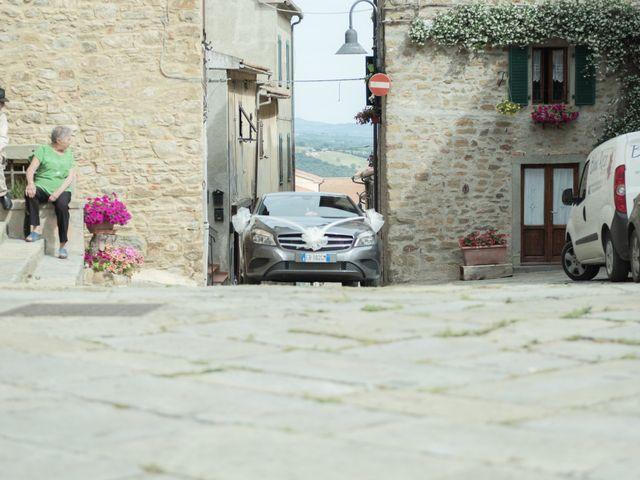 Il matrimonio di Alessandro e Melissa a Magliano in Toscana, Grosseto 16