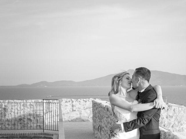 Il matrimonio di Alessandro e Melissa a Magliano in Toscana, Grosseto 19