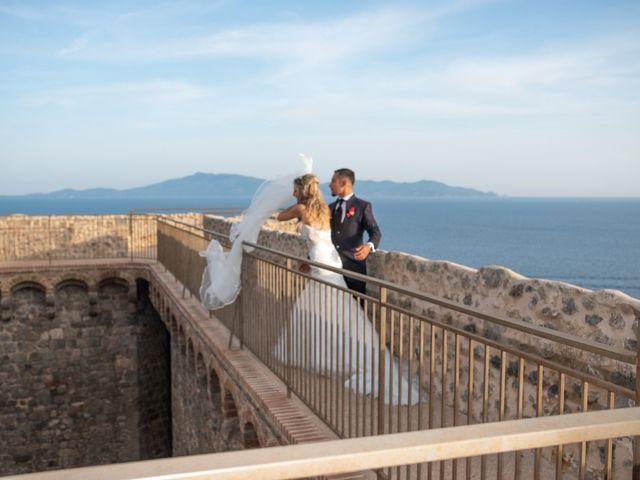 Il matrimonio di Alessandro e Melissa a Magliano in Toscana, Grosseto 20