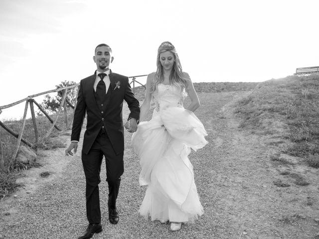 Il matrimonio di Alessandro e Melissa a Magliano in Toscana, Grosseto 21