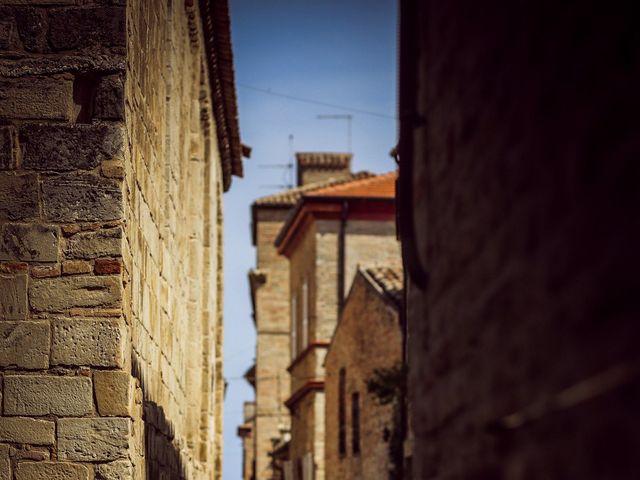 Il matrimonio di Andrea e Raffaella a Montefiore dell'Aso, Ascoli Piceno 5