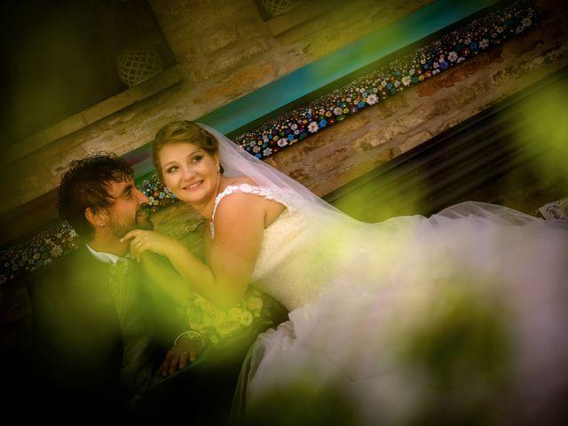 Il matrimonio di Andrea e Raffaella a Montefiore dell'Aso, Ascoli Piceno 2
