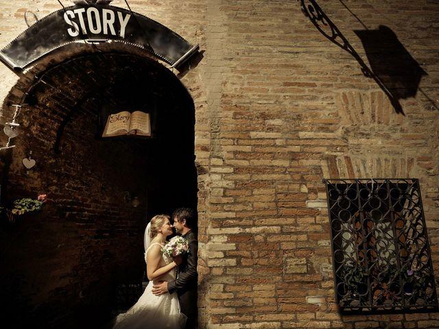 Il matrimonio di Andrea e Raffaella a Montefiore dell'Aso, Ascoli Piceno 15