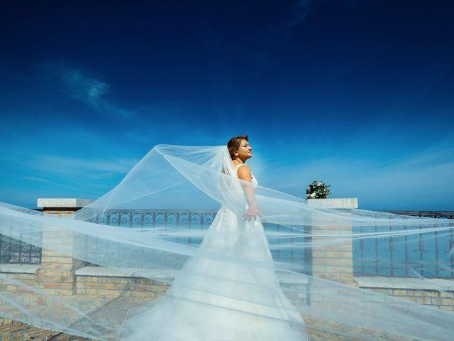 Il matrimonio di Andrea e Raffaella a Montefiore dell'Aso, Ascoli Piceno 16