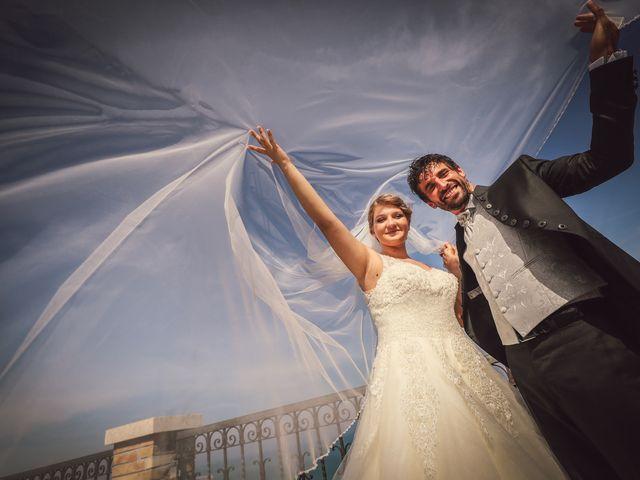Il matrimonio di Andrea e Raffaella a Montefiore dell'Aso, Ascoli Piceno 17