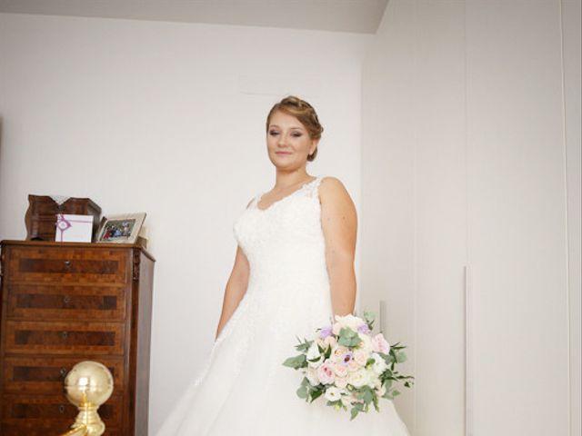 Il matrimonio di Andrea e Raffaella a Montefiore dell'Aso, Ascoli Piceno 24