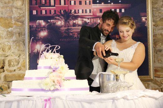 Il matrimonio di Andrea e Raffaella a Montefiore dell'Aso, Ascoli Piceno 25