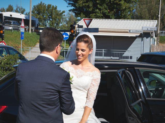 Il matrimonio di Francesco e Miriam a Padova, Padova 28