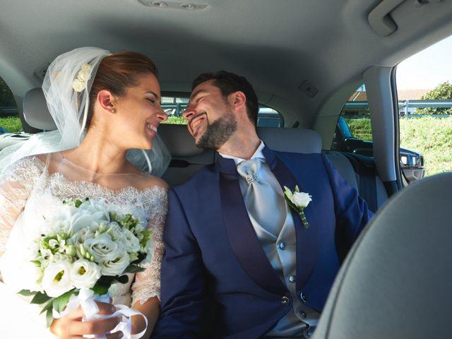 Il matrimonio di Francesco e Miriam a Padova, Padova 45