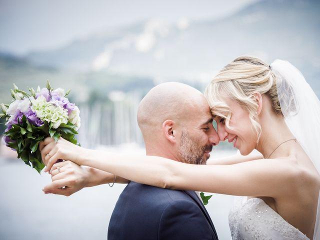 Le nozze di Romina e Stefano