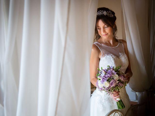 Il matrimonio di Juan e Daniela a Valmadrera, Lecco 9