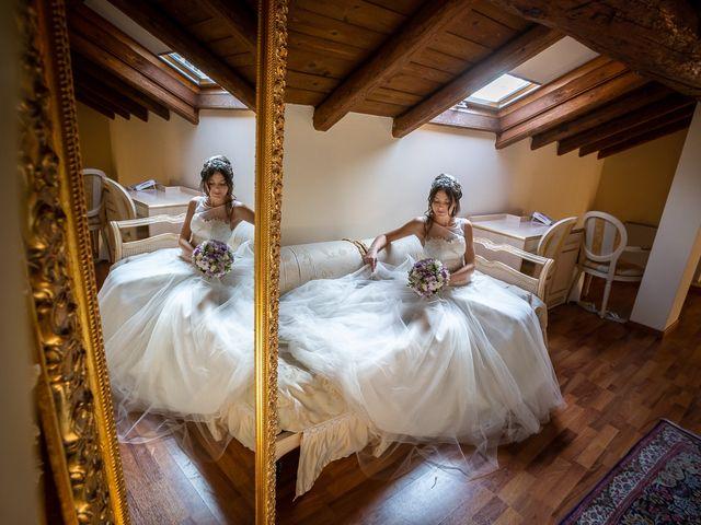 Il matrimonio di Juan e Daniela a Valmadrera, Lecco 10