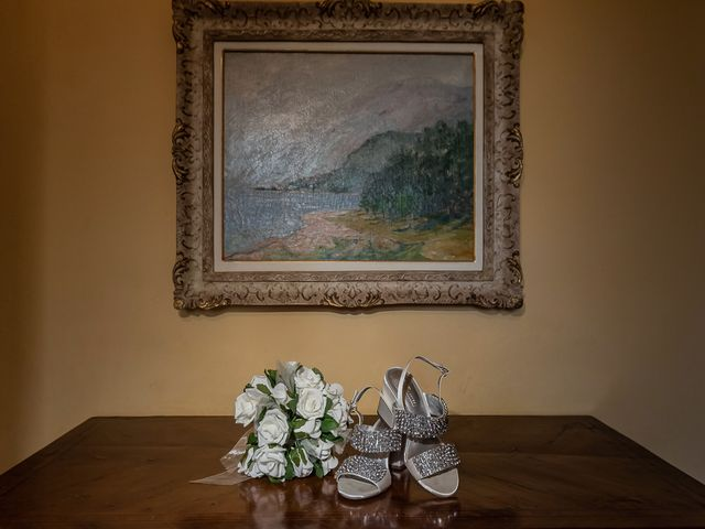 Il matrimonio di Thomas e Becky a Ispra, Varese 2