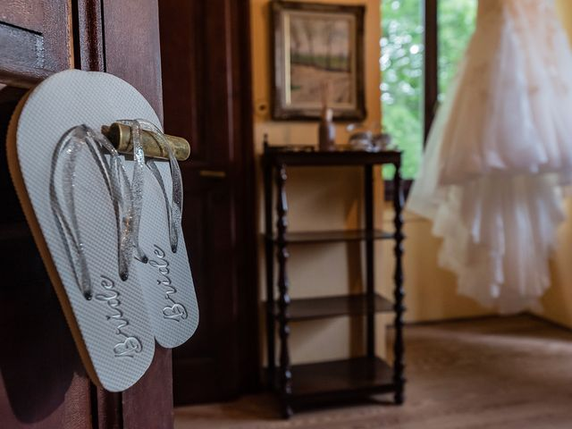 Il matrimonio di Thomas e Becky a Ispra, Varese 3