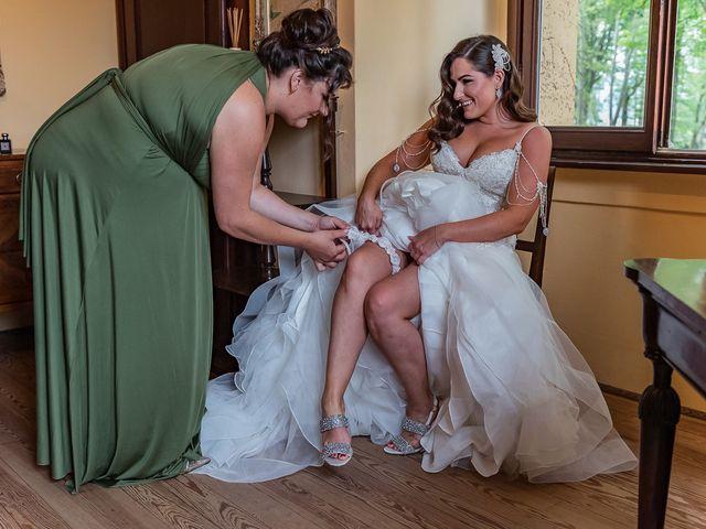 Il matrimonio di Thomas e Becky a Ispra, Varese 69