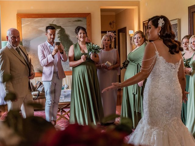 Il matrimonio di Thomas e Becky a Ispra, Varese 74