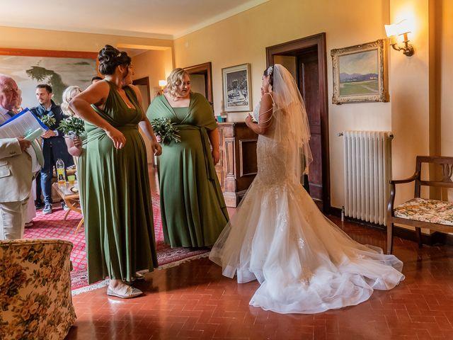Il matrimonio di Thomas e Becky a Ispra, Varese 75
