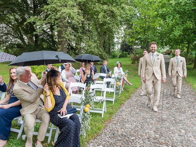 Il matrimonio di Thomas e Becky a Ispra, Varese 81