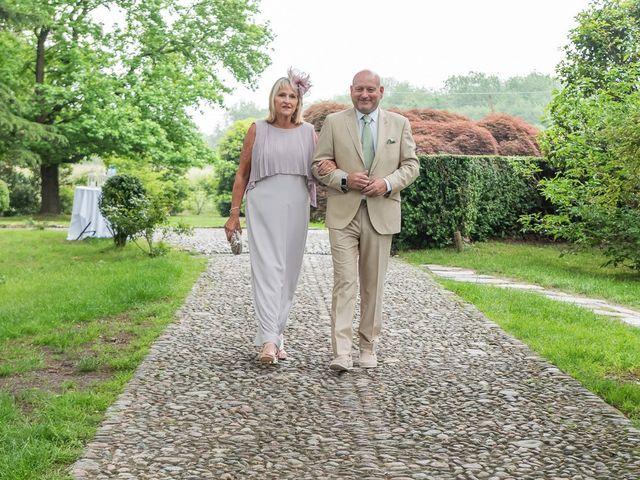 Il matrimonio di Thomas e Becky a Ispra, Varese 83