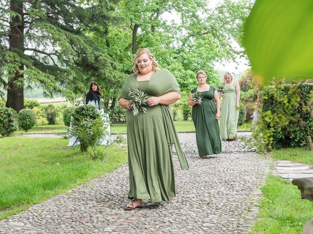 Il matrimonio di Thomas e Becky a Ispra, Varese 84