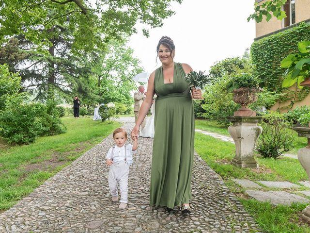 Il matrimonio di Thomas e Becky a Ispra, Varese 86