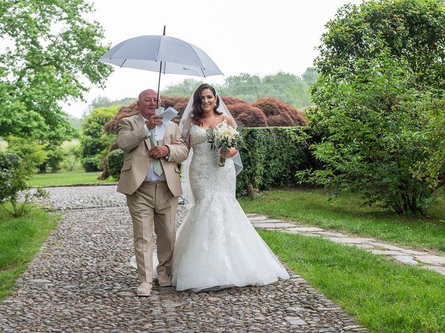 Il matrimonio di Thomas e Becky a Ispra, Varese 87