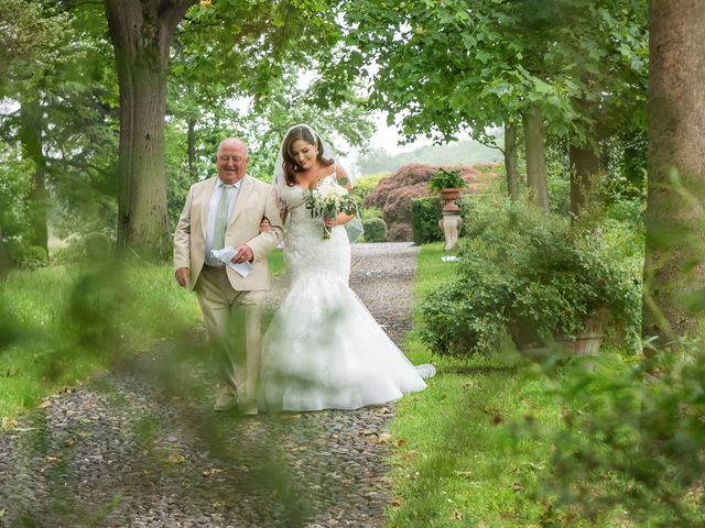 Il matrimonio di Thomas e Becky a Ispra, Varese 88