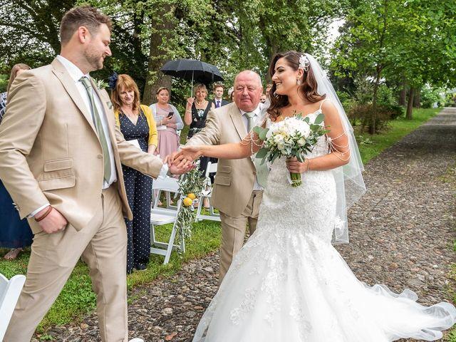 Il matrimonio di Thomas e Becky a Ispra, Varese 91