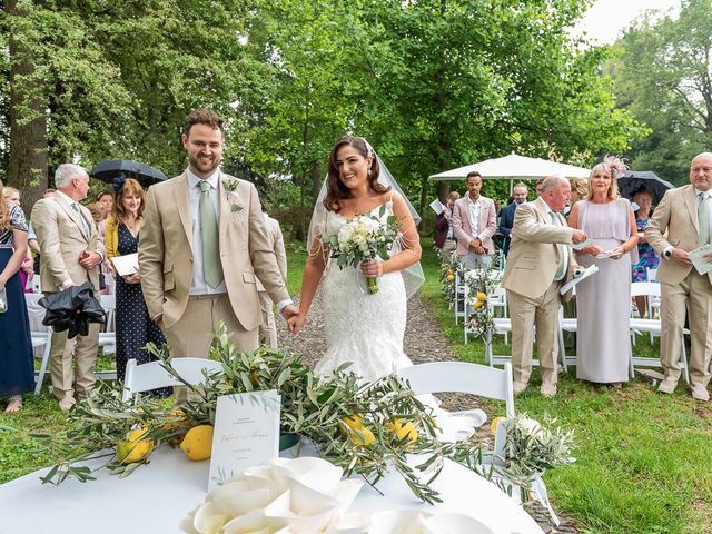 Il matrimonio di Thomas e Becky a Ispra, Varese 94