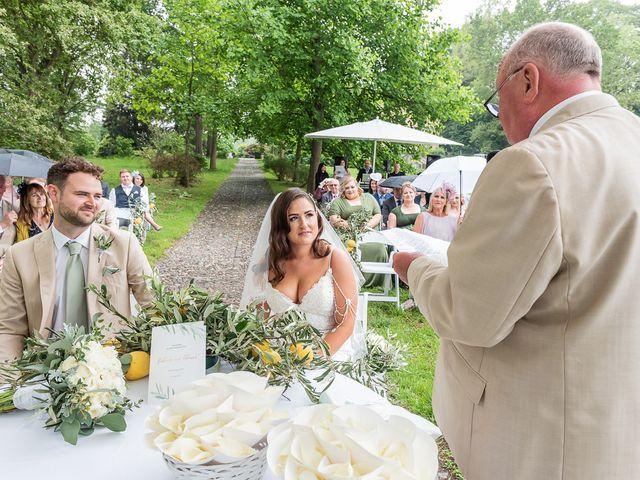 Il matrimonio di Thomas e Becky a Ispra, Varese 101
