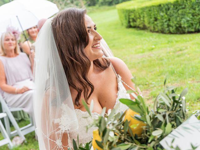Il matrimonio di Thomas e Becky a Ispra, Varese 103