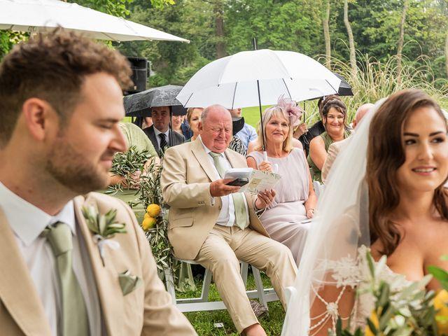 Il matrimonio di Thomas e Becky a Ispra, Varese 106