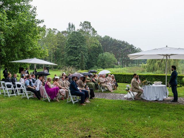 Il matrimonio di Thomas e Becky a Ispra, Varese 107