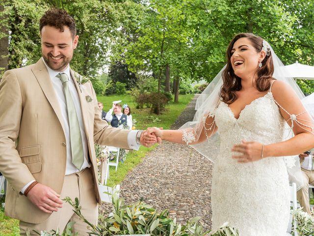 Il matrimonio di Thomas e Becky a Ispra, Varese 109