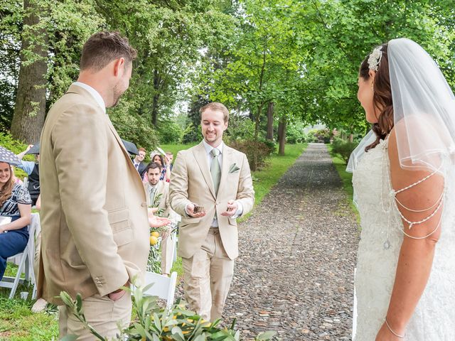 Il matrimonio di Thomas e Becky a Ispra, Varese 113